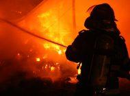ACUM! Casă in flăcări la Băiculești - Pompierii in alerta maximă