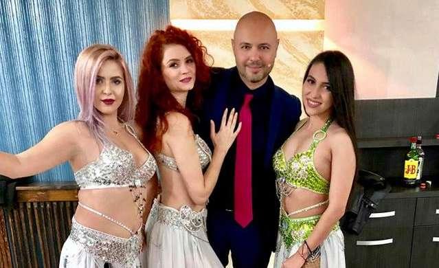 VIDEO şi FOTO EXCLUSIV ! Aseară, vedetele Kanal D nuntă de pomină la Curtea de Argeş, la restaurantul Wolf