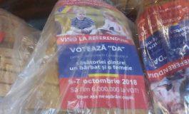 ASA CEVA.... ! A apărut pâinea pro referendum