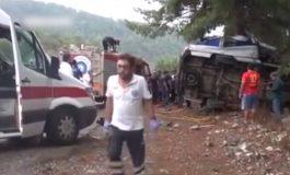 CARNAGIU în Turcia - Trei turişti români au murit în urma unui accident rutier
