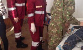 GALERIE FOTO ! TOT CU ARMATA !!!Medicii de la Spitalul Militar Argeş au oferit consultaţii gratuite în comuna Albeşti