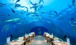 Primul hotel subacvatic din lume se deschide în Maldive. O noapte de cazare are un preţ URIAŞ