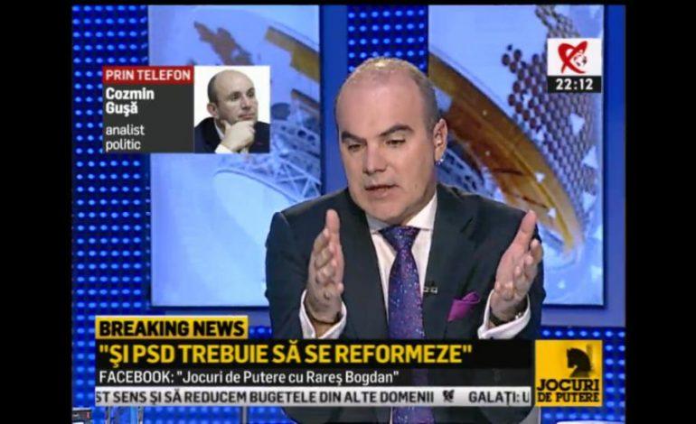 S-AU DEPUS ACTELE – Realitatea TV  își face partid!