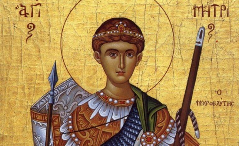 BINE DE STIUT ! Datini, obiceiuri și superstiții de Sfântul Dumitru – Este ziua lichidării tuturor socotelilor – chirii sau împrumuturi