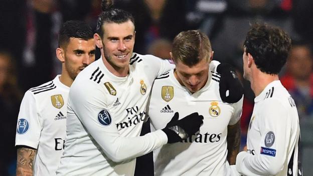 Plzen – Real 0 – 5 Campioana Europei s-a impus categoric