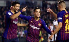 Rayo - Barcelona 2 - 3 Catalanii au câștigat dramatic pe final de meci