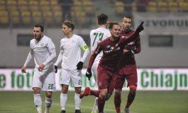 Chiajna - CFR Cluj 0 - 1 Ardelenii se desprind la 5 puncte de FCSB