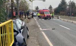 VIDEO ! ACCIDENT ARGEŞ - Copil grav rănit in accident !
