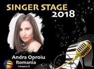 O câmpulungeancă talentată a câştigat premiul I la un Festival de Muzică din Malta !