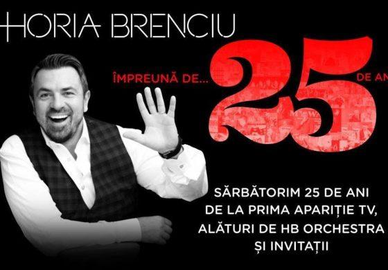 HORIA BRENCIU, în concert aniversar la Piteşti !