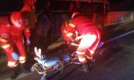 VIDEO ACUM ! Accident grav in Argeș