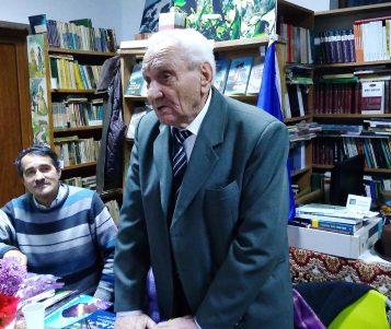 Dublă lansare de carte la Biblioteca Municipală