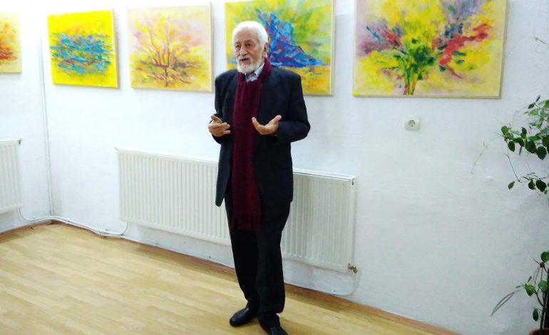 România 100 – Expoziție De Grafică și Pictură În Ulei – Ion Aurel Gârjoabă