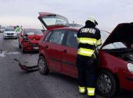 ACUM ! Accident grav in Arges - 5 persoane implicate