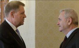 Liviu Dragnea a început războiul cu președintele Klaus Iohannis