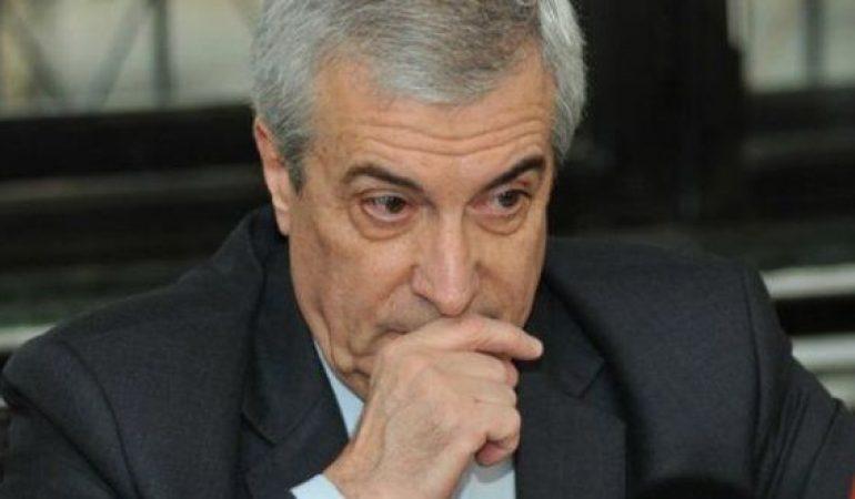 STIREA SERII: Calin Popescu Tăriceanu, dosar la DNA pentru luare de mită