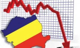 Economia ROMÂNIEI, la UN PAS de CRIZĂ