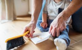 Serviciile companiilor de curatenie, tot mai solicitate acasa si la birou