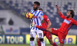 Poli Iaşi - FCSB 1-2 Denis Mann și Florin Tănase au întors meciul și mențin FCSB la două puncte în spatele liderului CFR Cluj
