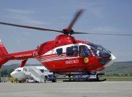 ACUM ! Femeie cu arsuri grave preluată de elicopter