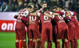 Botoșani - CFR Cluj 1-5 Ardelenii rămân pe primul loc după această etapă indiferent de celelalte rezultate