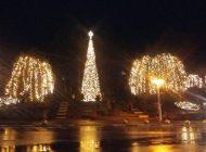Când se aprind luminile de Crăciun la Curtea de Argeş