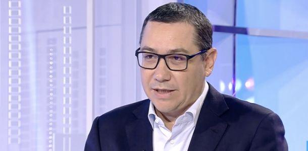 """Victor Ponta face praf Guvernul. """"Ne îndreptăm cu veselie spre DEZASTRU!"""""""