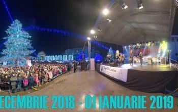 Concerte și artiști celebri la Târgul de Crăciun de la Mioveni