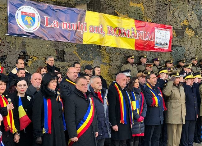 PE BUNA DREPTATE ! Se cere demisia prefectului după mojicia PSD de ziua României