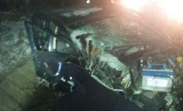 Accident grav în Argeș cu victime multiple - Copil preluat de SMURD