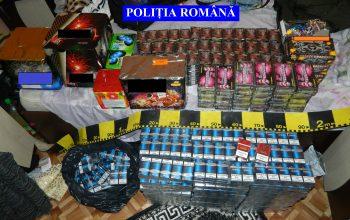 Dosar penal pentru că a vîndut petarde si artificii periculoase