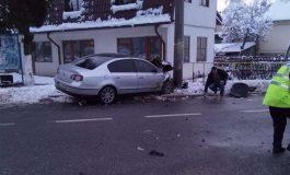 ACUM ! Accident la Curtea de Arges, lângă LIDL  GALERIE FOTO