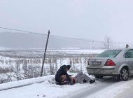 ACUM ! Accident GRAV la Merisani, spre Curtea de Arges - 3 masini implicate si 5 victime