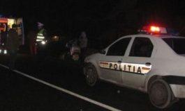 ACUM, accident în Argeș ! A intrat cu mașina în țeava de gaze