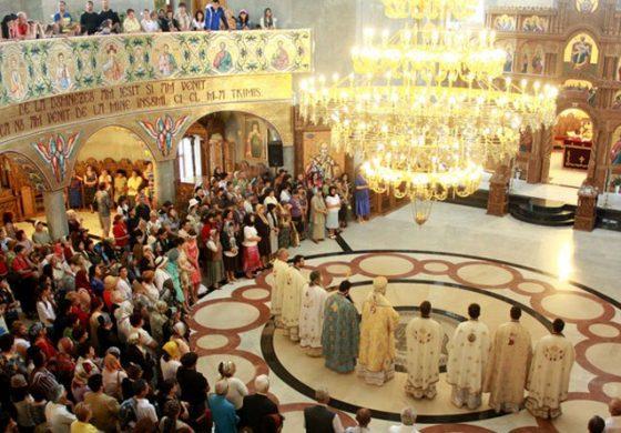 Concert de colinde la Catedrala Mioveni