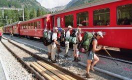 Călătoria cu trenul în Europa!
