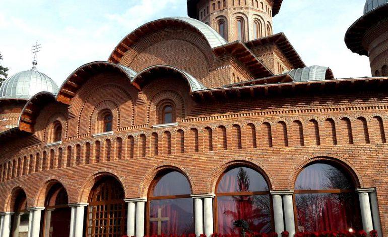 Slujba de sfințire a noii catedrale din Curtea de Argeș!