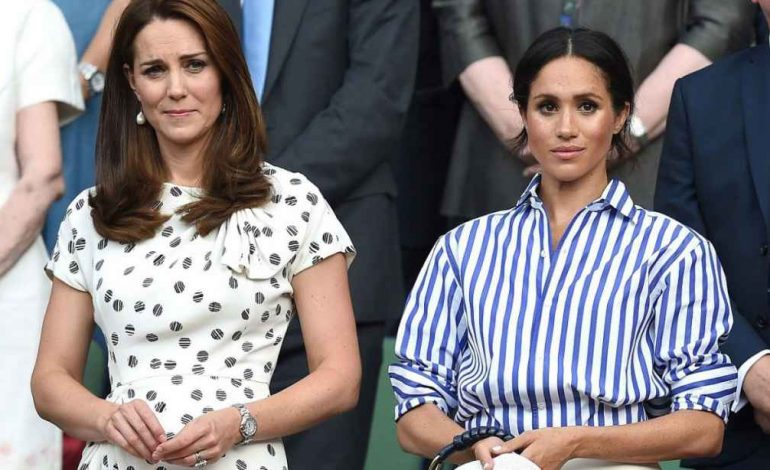 Kate Middleton, prima declarație despre Meghan Markle