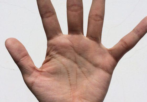 Misterul literei X din palma ta. Afla ce semnifica