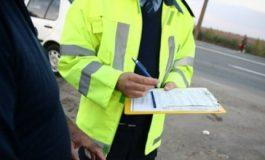 De 1 Decembrie si Sf. Andrei, 25 permise suspendate de polițiștii argeșeni