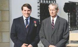 Principele Nicolae, mesaj emoționant la un an de la moartea Regelui Mihai