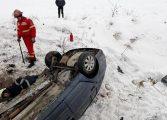 ACUM! Accident grav la Cepari, Argeş - 3 persoane implicate