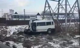 VIDEO ACUM ! Accident în Argeş, microbuz implicat - 7 victime