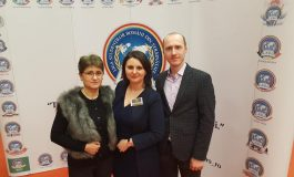 ARGEŞENI CU CARE NE MÂNDRIM ! Daniela Vintilă, menţiune pentru excelenţă în cadrul Galei Ligii Studenţilor Români din Străinătate