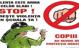 Ziua Internaţională a nonviolenţei în şcoli