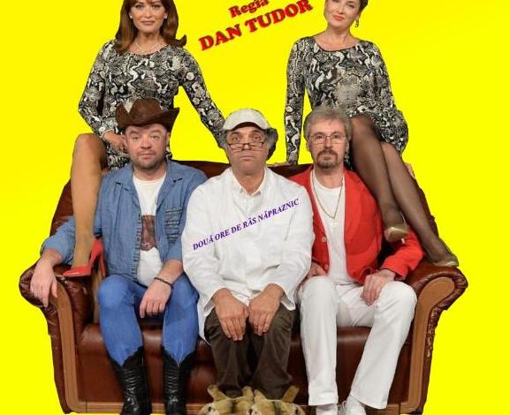 """""""Amor în farmacie"""" la Curtea de Argeş – O super comedie cu distribuţie de excepţie"""
