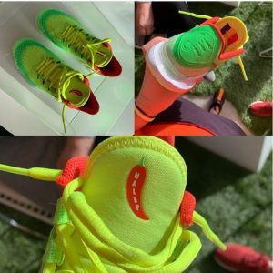 Cadoul special pentru Simona Halep! Ce a primit din partea Nike