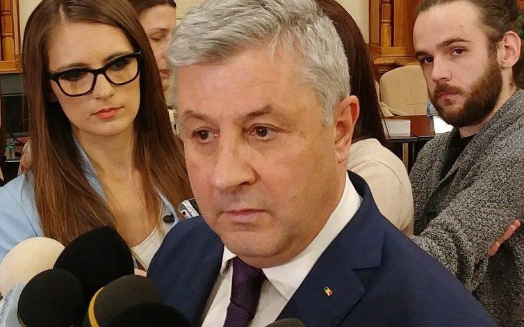 Florin Iordache o atacă pe Corina Crețu pe tema candidaturii la Parlamentul European