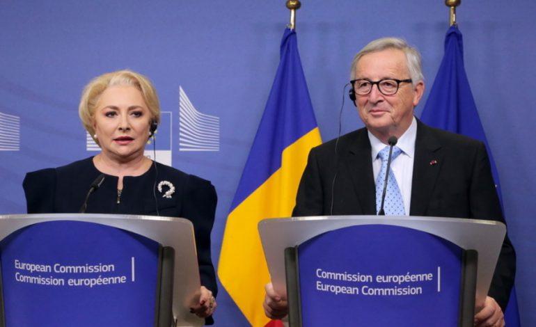 Juncker se declară liniștit n privința președinției romne a Uniunii Europene: Am ncredere că problemele interne nu se vor reflecta la nivel european, acest lucru ar fi dăunător