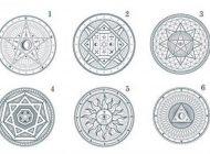 Alege un simbol MISTIC si vei primi mesajul de la ghizii tai spirituali!